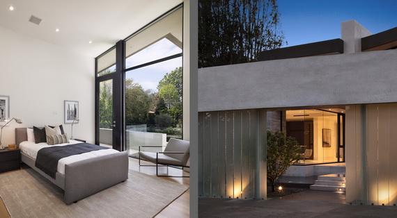 Elegant Contemporary Family Home in California- San Vicente House_24