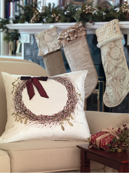 Handmade Pillows for the Holidays_11