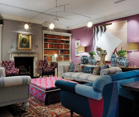 Haymarket Hotel  London, UK_09