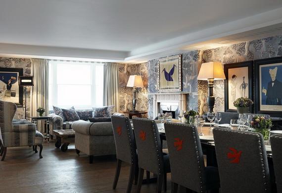 Haymarket Hotel  London, UK_1