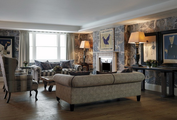 Haymarket Hotel  London, UK_32