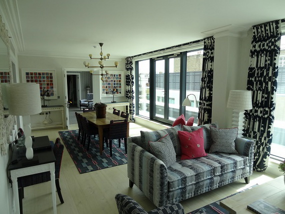 Inside New Luxury Boutique Hotel Ham Yard In London_17