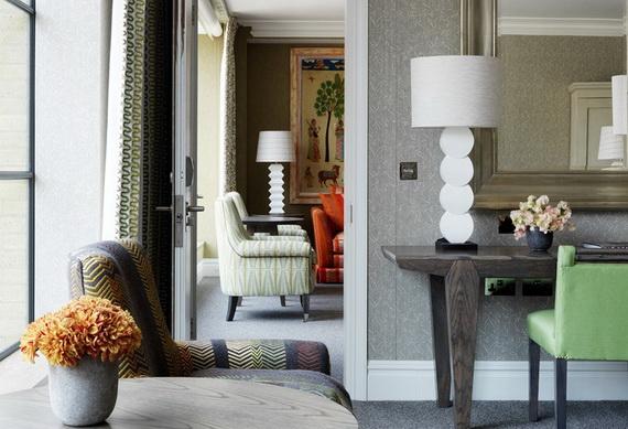 Inside New Luxury Boutique Hotel Ham Yard In London_24