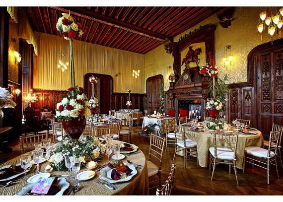 Luxury Destination Wedding in Chateau De Challagne, _05