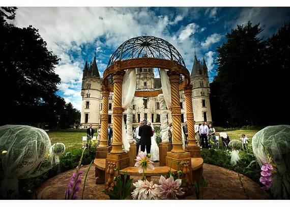 Luxury Destination Wedding in Chateau De Challagne, _06
