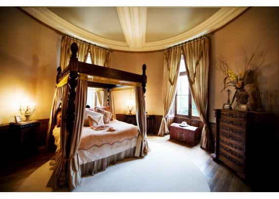 Luxury Destination Wedding in Chateau De Challagne, _16