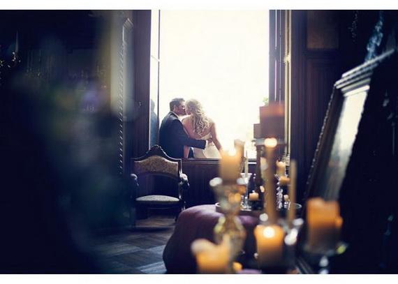 Luxury Destination Wedding in Chateau De Challagne, _17