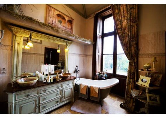 Luxury Destination Wedding in Chateau De Challagne, _34