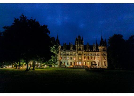 Luxury Destination Wedding in Chateau De Challagne, _40