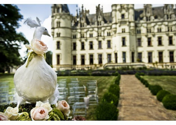 Luxury Destination Wedding in Chateau De Challagne, _44