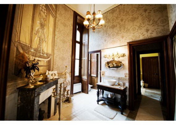 Luxury Destination Wedding in Chateau De Challagne, _46