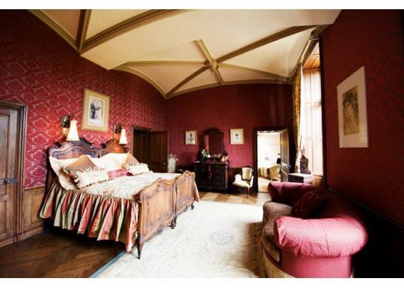 Luxury Destination Wedding in Chateau De Challagne, _48