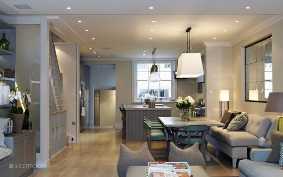Stunning Family Home In London_45