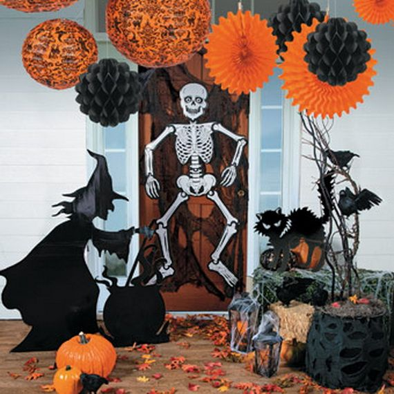 25 Awesome Diy Halloween Decorations Family