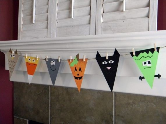 25 awesome diy halloween decorations_27min - Make Halloween Decorations
