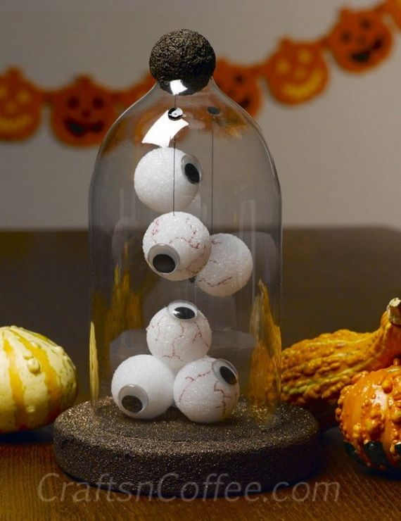 35 spooky and fun diy halloween crafts ideas _04 - Halloween Crafts For Adults