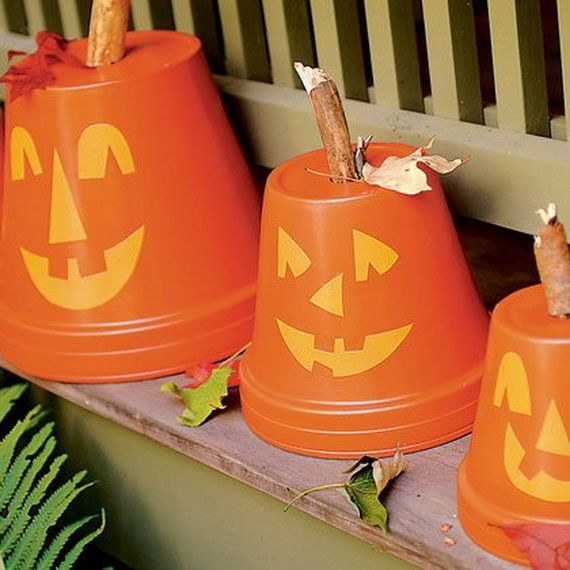 35 Spooky and Fun DIY Halloween Crafts Ideas _07
