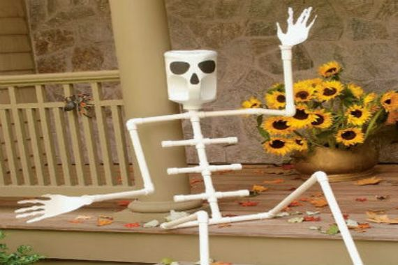 35 Spooky and Fun DIY Halloween Crafts Ideas