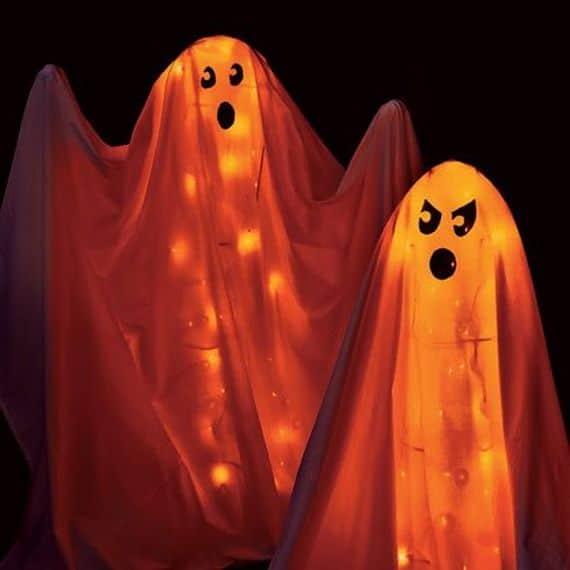 35 Spooky and Fun DIY Halloween Crafts Ideas _15