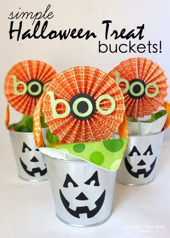 35 Spooky and Fun DIY Halloween Crafts Ideas _17