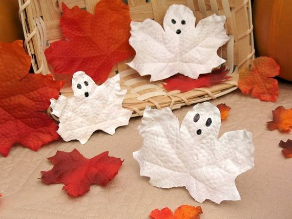 35 Spooky and Fun DIY Halloween Crafts Ideas _19