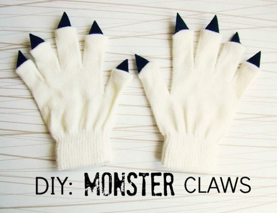 35 Spooky and Fun DIY Halloween Crafts Ideas _29