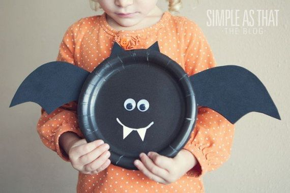 35 Spooky and Fun DIY Halloween Crafts Ideas _32