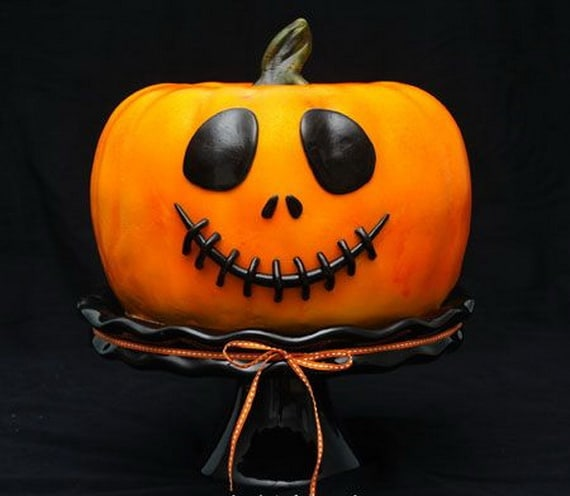 45 Edible Decoration Ideas for Halloween Cakes and Cupcakes_04