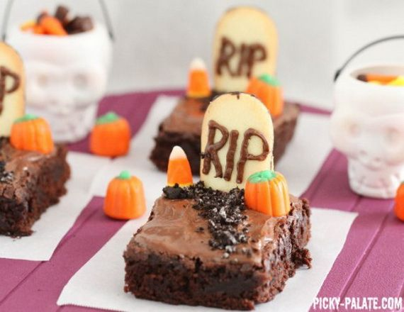 45 Edible Decoration Ideas for Halloween Cakes and Cupcakes_21