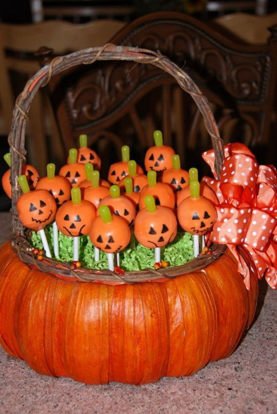 Fabulous Fall Cakes and Cupcakes Decorating Ideas (16)