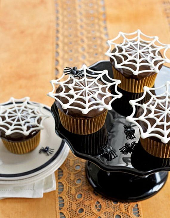 45 Fabulous Fall Cakes And Cupcakes Decorating Ideas For Halloween