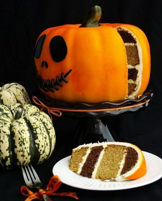 Cake Decor Fall : 45 Fabulous Fall Cakes and Cupcakes Decorating Ideas for ...
