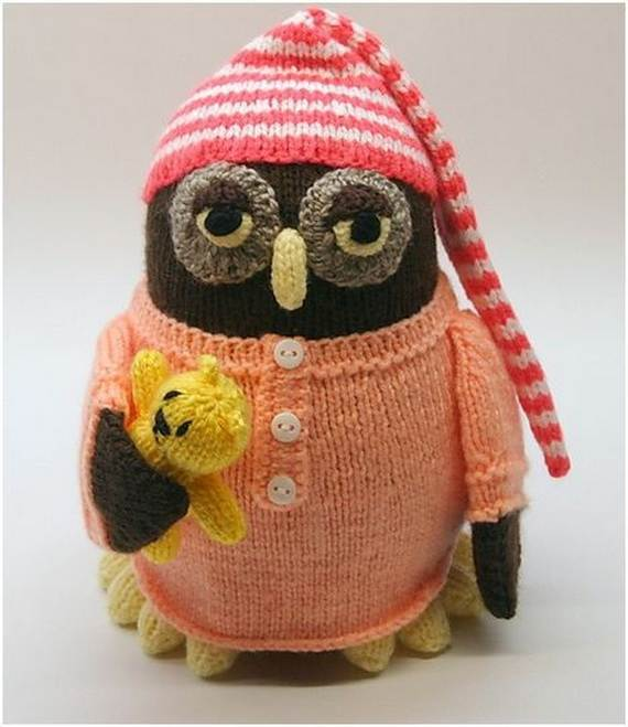 Fall Crafts With Children – Owl Handicraft For Cozy Hours (16)