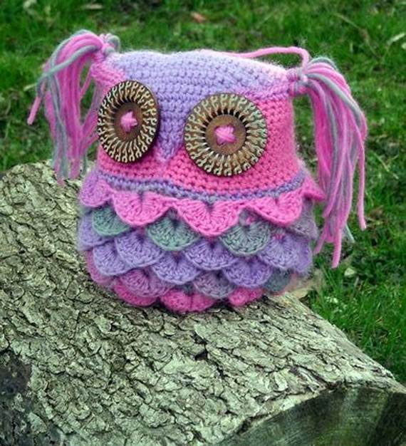 Fall Crafts With Children – Owl Handicraft For Cozy Hours (17)