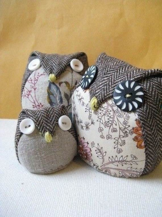 Fall Crafts With Children – Owl Handicraft For Cozy Hours (23)