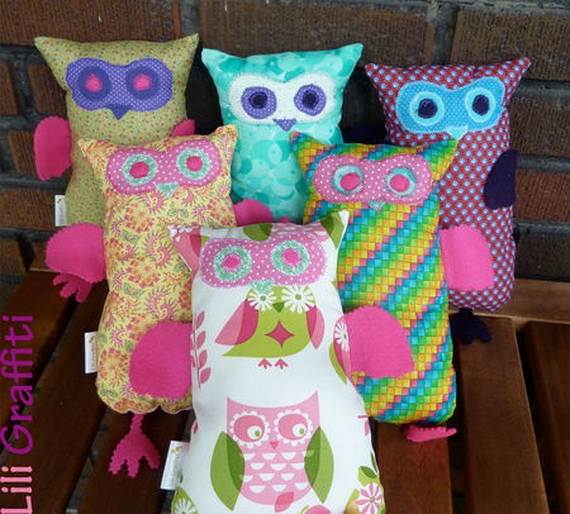 Fall Crafts With Children – Owl Handicraft For Cozy Hours (8)