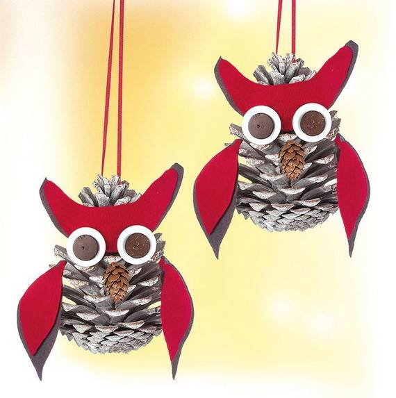 Fall Crafts With Children – Owl Handicraft For Cozy Hours (9)