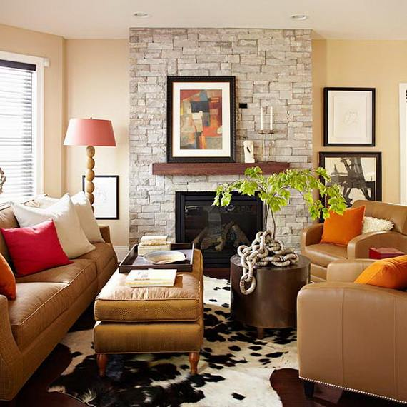 Fall Interior Design And Decoration With Entertaining