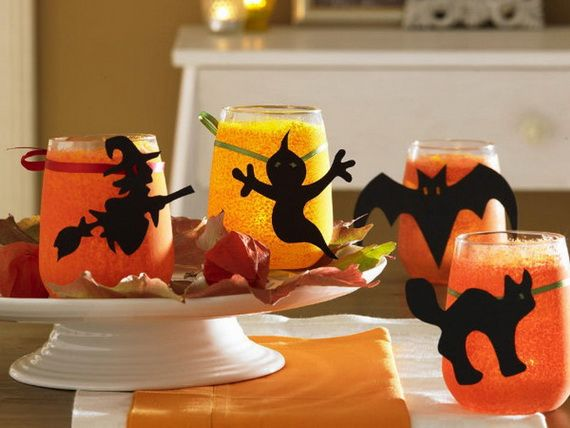 For A Special Halloween DIY Halloween Decoration Ideas