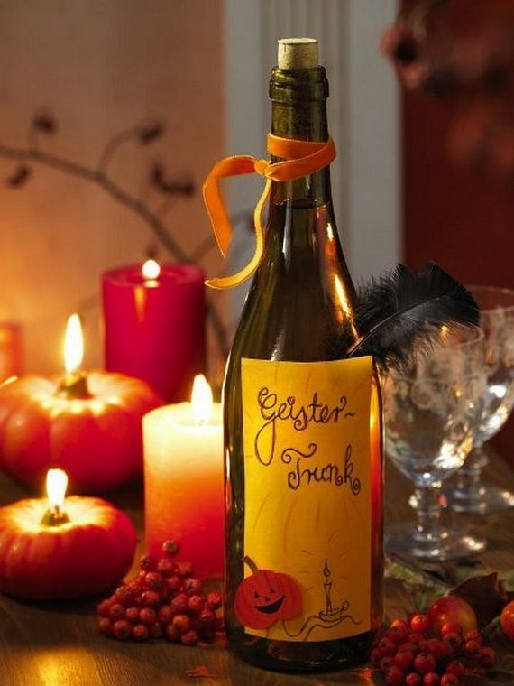 For A Special Halloween DIY Halloween Decorat (5)