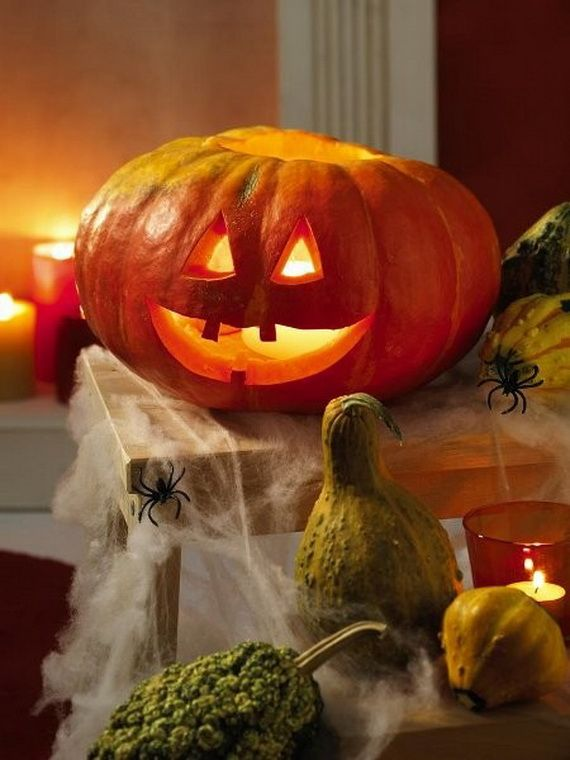 For A Special Halloween DIY Halloween Decorat (7)