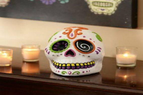 Mexican Day of the Dead Decoration ideas