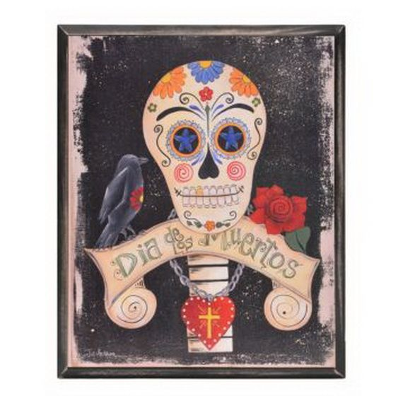 Mexican Day of the Dead Decoration ideas_02