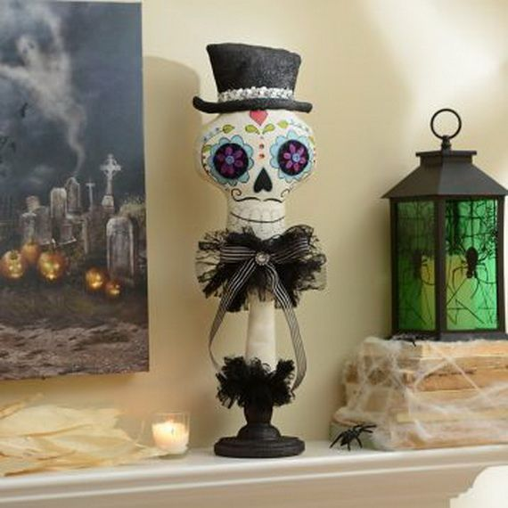Mexican Day of the Dead Decoration ideas_06