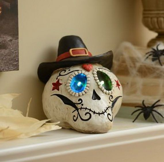 Mexican Day of the Dead Decoration ideas_07