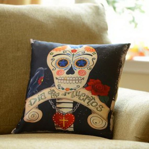 Mexican Day of the Dead Decoration ideas_12