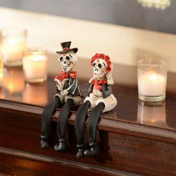 Mexican Day of the Dead Decoration ideas_13