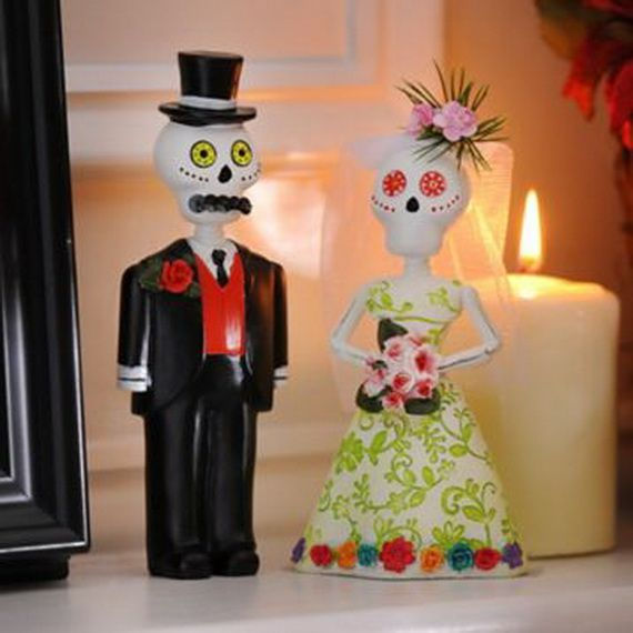 Mexican Day of the Dead Decoration ideas_14