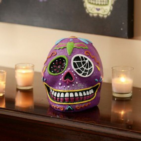 Mexican Day of the Dead Decoration ideas_16