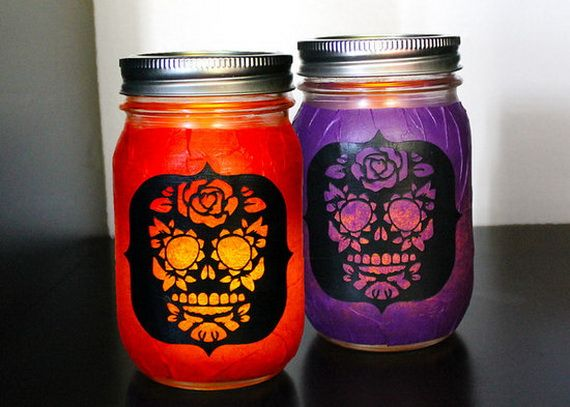 Mexican Day of the Dead Decoration ideas_25